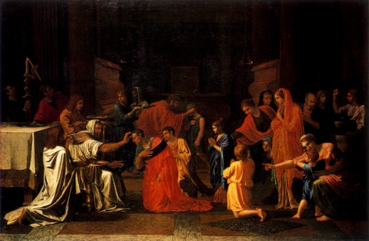 Image of Confirmation by Nicolas Poussin