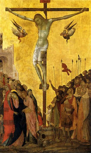 Image of Crucifixion by Bartolomeo Bulgarini