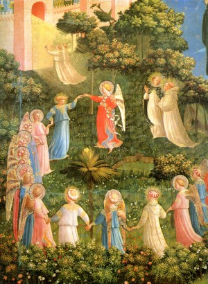 Image of The Last Judgment by Fra Angelico
