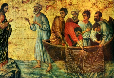 Jesus Appears to the Disciples on Lake Tiberias