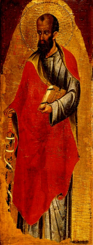 Image of Saint Paul by a Venetian Painter