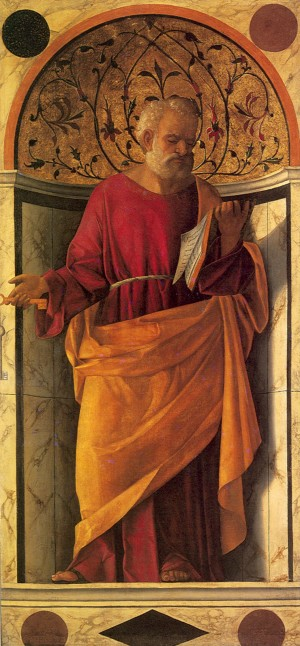 Image of Saint Peter by Giovanni Bellini